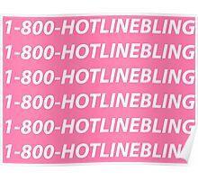 1-800-HOTLINEBLING Poster