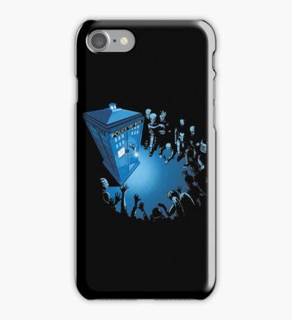 BAD LANDING iPhone Case/Skin