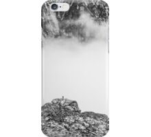 Above it iPhone Case/Skin