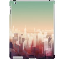 Welcome to NY iPad Case/Skin