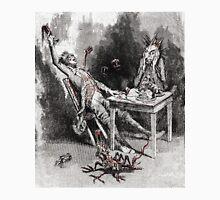 Drinking with the Devil Vintage illustration Unisex T-Shirt