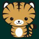 Tiger by kieutiepie