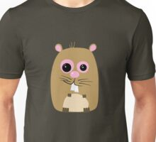 Cartoon Hamster Unisex T-Shirt