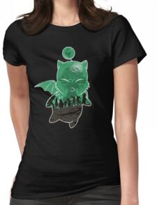 THE RETURN OF THE FANTASY Womens Fitted T-Shirt