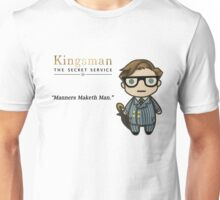 Manners Maketh Man - Harry Hart Unisex T-Shirt