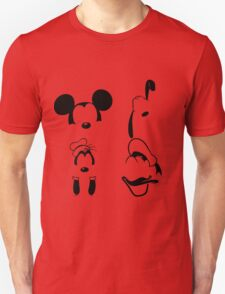 Mickey and Friends Unisex T-Shirt