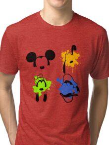 Mickey and Friends Splash Tri-blend T-Shirt