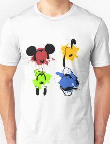 Mickey and Friends Splash T-Shirt