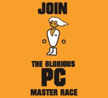 Glorius PC Master Race by SALSAMAN