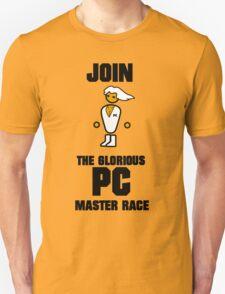 Glorius PC Master Race T-Shirt