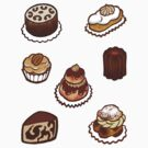 Coffee Treats by Joumana Medlej