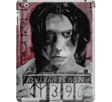 Sirius Black in Azkaban  iPad Case/Skin