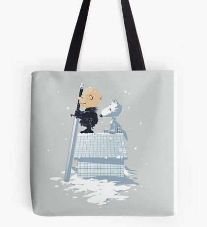 WINTER PEANUTS Tote Bag