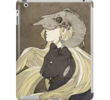 Dreamcatcher- looking ahead iPad Case/Skin