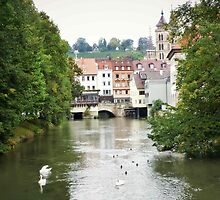 Impression of Esslingen, Germany by Bine