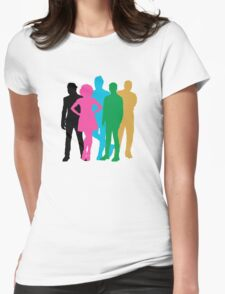 PTX Album Cover Womens Fitted T-Shirt