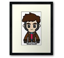 Little Gambit Framed Print