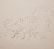 Siamese Dream by Derek Shockey