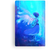 The Water Witch Canvas Print