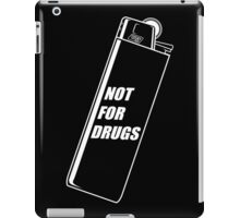 Lighter iPad Case/Skin