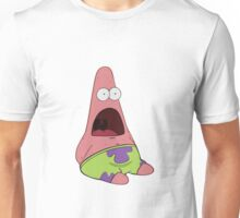 Shocked Patrick Unisex T-Shirt