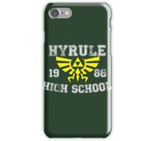 Hyrule High iPhone Case/Skin