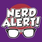 Nerd Alert by DetourShirts