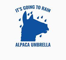 Alpaca Umbrella Unisex T-Shirt