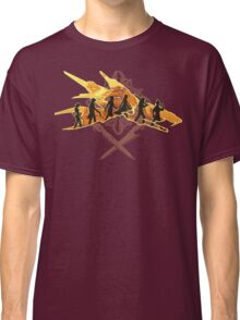 THE TWO SWORDS Classic T-Shirt