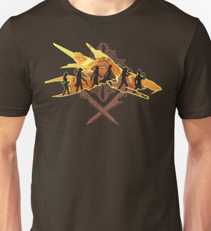 THE TWO SWORDS Unisex T-Shirt