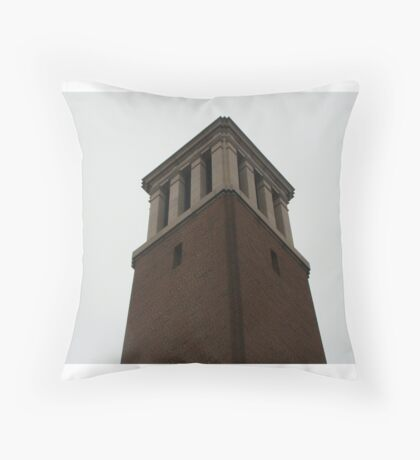 Denny Chimes Throw Pillow