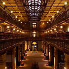 The Mortlock Wing, Adelaide Library, Australia by Ali Brown