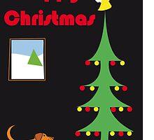 Happy Christmas by katemaindonald