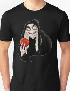 Evil queen witch  T-Shirt