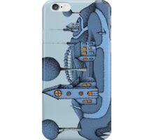 Gothic View at Night iPhone Case/Skin