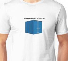 Schrödinger's Elephant Unisex T-Shirt