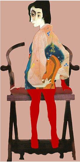 Deception 2008 by Thelma Van Rensburg
