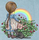 rainbows end card by vian