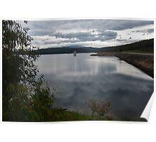 Moondarra reservoir Poster