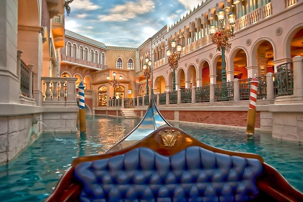 The Gondola by Paul Louis Villani