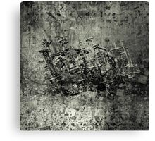 Murder machine Canvas Print