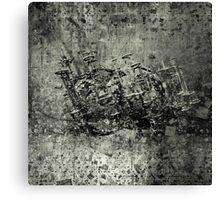 Murder machine Canvas Print