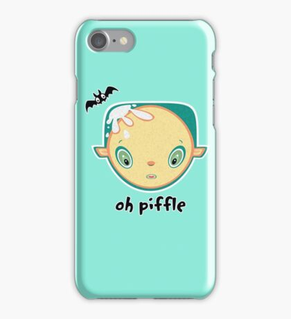 Oh Piffle iPhone Case/Skin