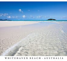 Whitehaven Beach by CKPhotographics