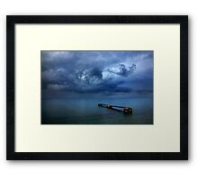 From nowhere to neverland Framed Print