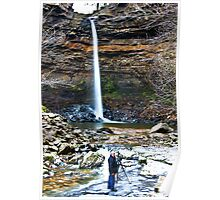 At Hardraw Force Poster