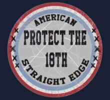 Straight Edge -- 18th amendment by CryogenicNixon