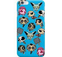 Saga Powerpuffs iPhone Case/Skin