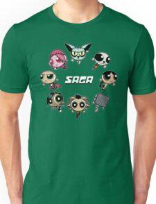Saga Puffs Parody Unisex T-Shirt