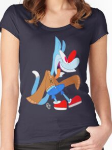 John K. Tribute Women's Fitted Scoop T-Shirt